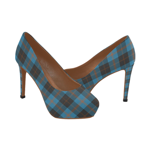 Image of Angus Ancient Tartan Heels