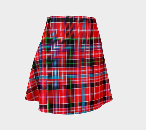 Tartan Flared Skirt - Aberdeen District |Over 500 Tartans | Special Custom Design | Love Scotland