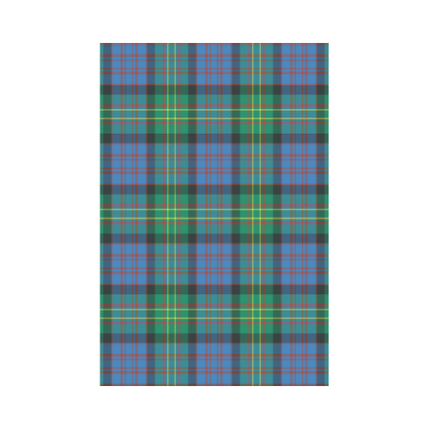 Image of Bowie Ancient Tartan Flag | Scottishclans.co