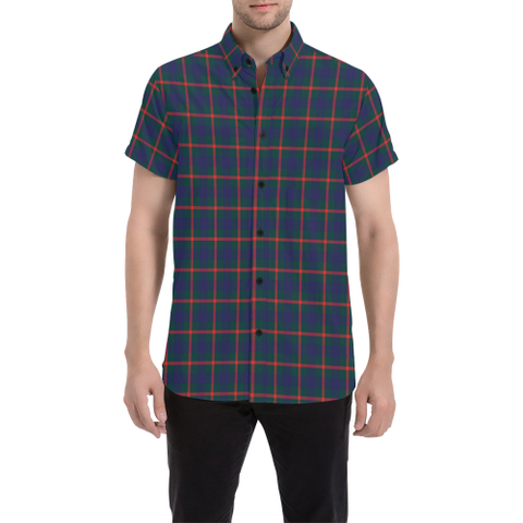 Tartan Shirt - Agnew Modern | Exclusive Over 500 Tartans | Special Custom Design