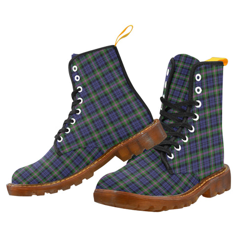 Baird Modern Martin Boot | Scotland Boots | Over 500 Tartans