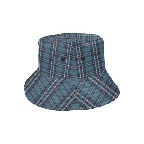 Earl Of St Andrews Tartan Bucket Hat for Women and Men K7
