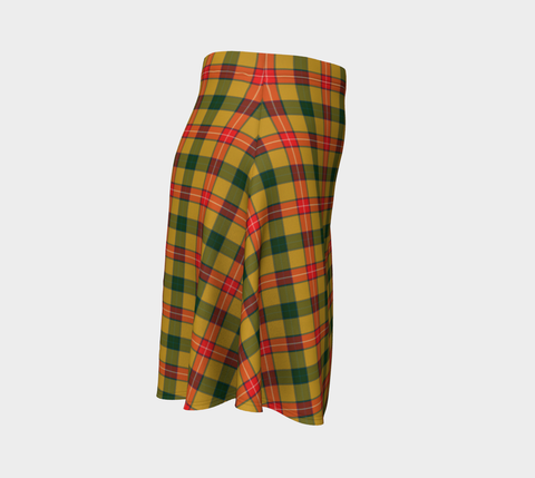 Tartan Flared Skirt - Baxter |Over 500 Tartans | Special Custom Design | Love Scotland