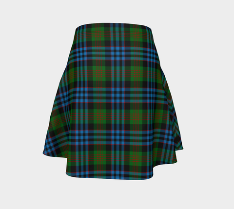 Image of Tartan Flared Skirt - Newlands of Lauriston A9