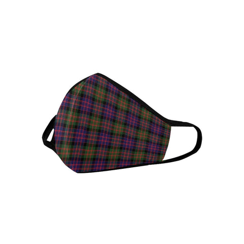 MacDonald Modern Tartan Mouth Mask With Filter | scottishclans.co