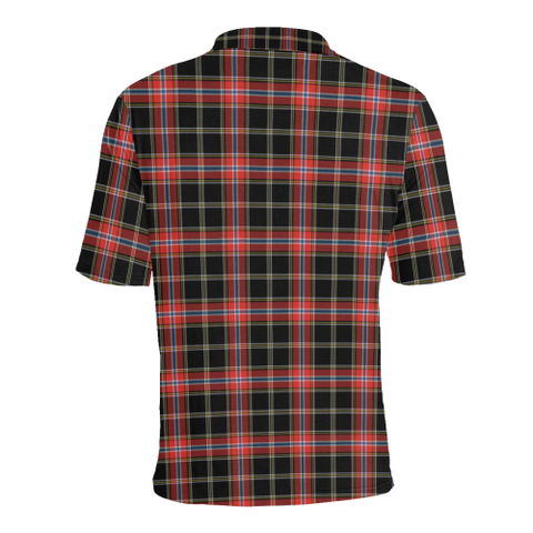 Norwegian Night Tartan Polo Shirt HJ4
