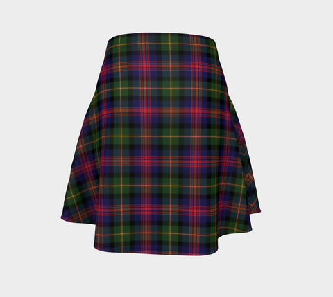 Tartan Flared Skirt - Logan Modern A9