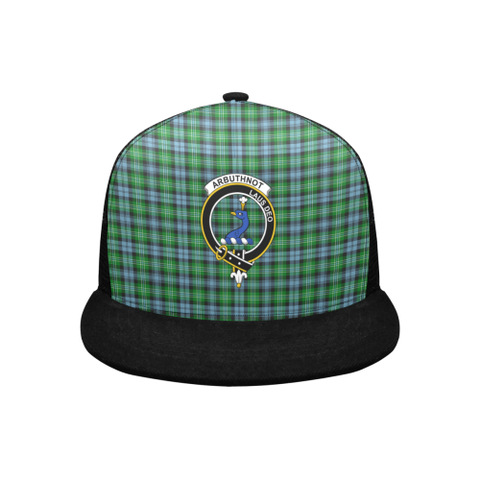 Arbuthnott Tartan Trucker Hat All Over
