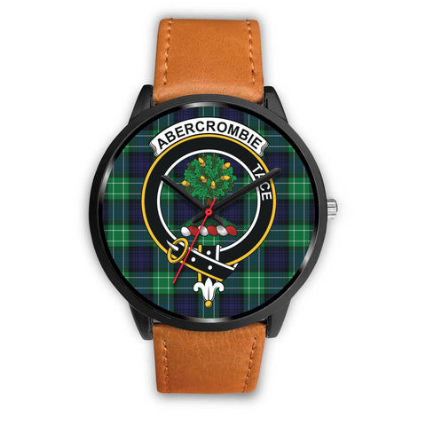 Abercrombie Clans ,Pink Leather watch, leather steel watch, tartan watch, tartan watches, clan watch, scotland watch, merry christmas, cyber Monday, halloween, black Friday