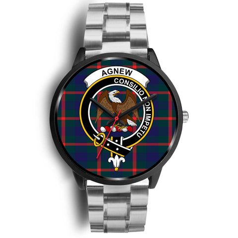 Agnew Modern Clans ,Rose Gold Metal Mesh watch, leather steel watch, tartan watch, tartan watches, clan watch, scotland watch, merry christmas, cyber Monday, halloween, black Friday