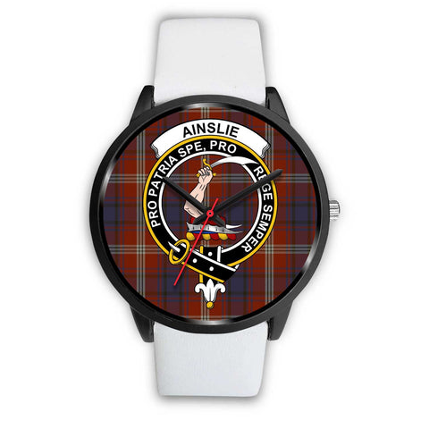 Ainslie Clans ,Silver Metal Mesh watch, leather steel watch, tartan watch, tartan watches, clan watch, scotland watch, merry christmas, cyber Monday, halloween, black Friday