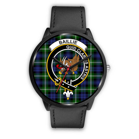 Baillie Modern Clans ,Black Metal Mesh watch, leather steel watch, tartan watch, tartan watches, clan watch, scotland watch, merry christmas, cyber Monday, halloween, black Friday
