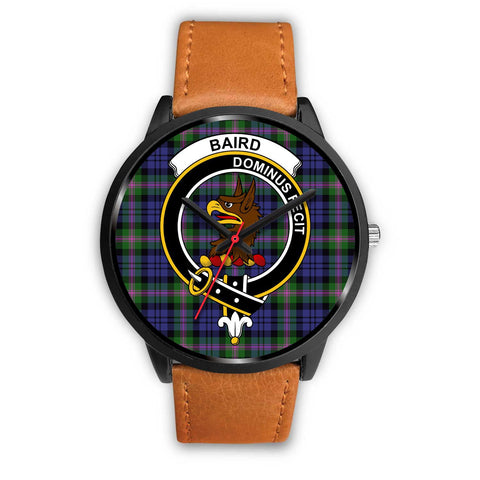 Baird Modern Clans ,Pink Leather watch, leather steel watch, tartan watch, tartan watches, clan watch, scotland watch, merry christmas, cyber Monday, halloween, black Friday