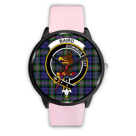 Baird Modern Clans ,Silver Metal Link watch, leather steel watch, tartan watch, tartan watches, clan watch, scotland watch, merry christmas, cyber Monday, halloween, black Friday
