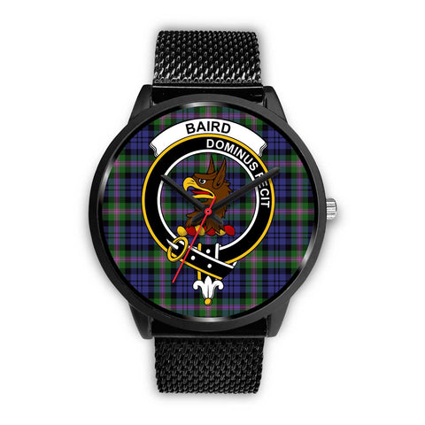 Baird Modern Clans ,Rose Gold Metal Mesh watch, leather steel watch, tartan watch, tartan watches, clan watch, scotland watch, merry christmas, cyber Monday, halloween, black Friday