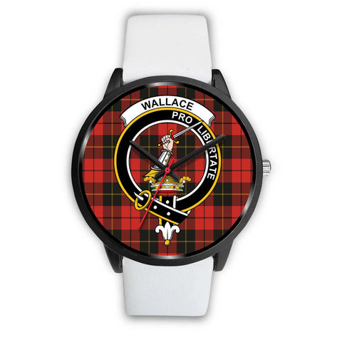 Wallace Weathered Clans ,Silver Metal Mesh watch, leather steel watch, tartan watch, tartan watches, clan watch, scotland watch, merry christmas, cyber Monday, halloween, black Friday