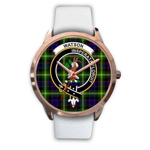 Watson Modern, Black Metal Link Watch,  leather steel watch, tartan watch, tartan watches, clan watch, scotland watch, merry christmas, cyber Monday, halloween, black Friday