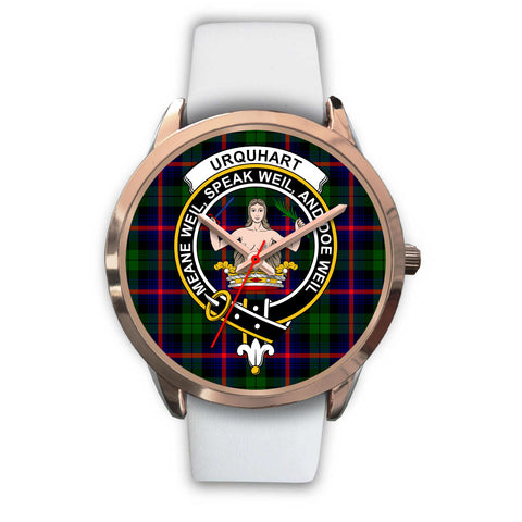 Urquhart Modern, Black Metal Link Watch,  leather steel watch, tartan watch, tartan watches, clan watch, scotland watch, merry christmas, cyber Monday, halloween, black Friday