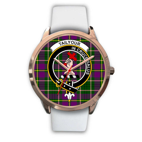 Image of Taylor, Black Metal Link Watch,  leather steel watch, tartan watch, tartan watches, clan watch, scotland watch, merry christmas, cyber Monday, halloween, black Friday