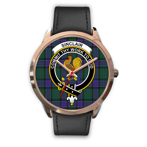 Sinclair Hunting Modern, Black Metal Mesh Watch,  leather steel watch, tartan watch, tartan watches, clan watch, scotland watch, merry christmas, cyber Monday, halloween, black Friday