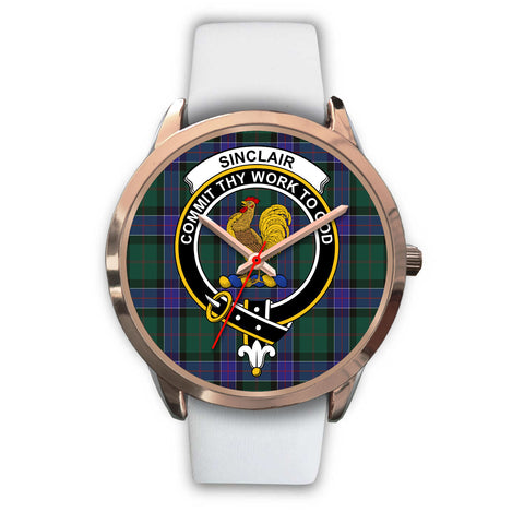 Sinclair Hunting Modern, Black Metal Link Watch,  leather steel watch, tartan watch, tartan watches, clan watch, scotland watch, merry christmas, cyber Monday, halloween, black Friday
