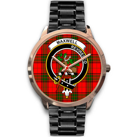 Maxwell Modern, Rose Gold Metal Mesh Watch,  leather steel watch, tartan watch, tartan watches, clan watch, scotland watch, merry christmas, cyber Monday, halloween, black Friday
