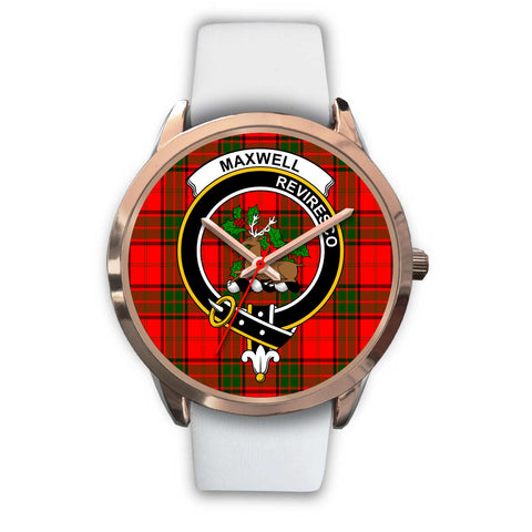 Maxwell Modern, Black Metal Link Watch,  leather steel watch, tartan watch, tartan watches, clan watch, scotland watch, merry christmas, cyber Monday, halloween, black Friday