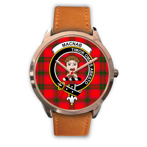 MacNab Modern, Pink Leather Watch,  leather steel watch, tartan watch, tartan watches, clan watch, scotland watch, merry christmas, cyber Monday, halloween, black Friday