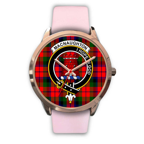 Image of MacNaughton Modern, Silver Metal Mesh Watch,  leather steel watch, tartan watch, tartan watches, clan watch, scotland watch, merry christmas, cyber Monday, halloween, black Friday