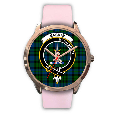 Image of MacKay Modern, Silver Metal Mesh Watch,  leather steel watch, tartan watch, tartan watches, clan watch, scotland watch, merry christmas, cyber Monday, halloween, black Friday