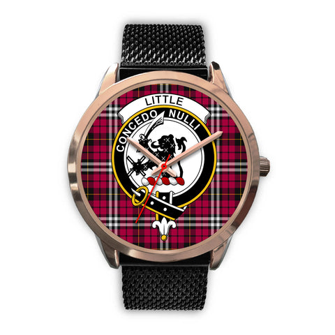 Little, Silver Metal Link Watch,  leather steel watch, tartan watch, tartan watches, clan watch, scotland watch, merry christmas, cyber Monday, halloween, black Friday