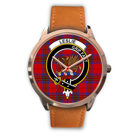 Leslie Modern, Pink Leather Watch,  leather steel watch, tartan watch, tartan watches, clan watch, scotland watch, merry christmas, cyber Monday, halloween, black Friday