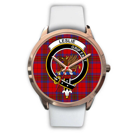 Image of Leslie Modern, Black Metal Link Watch,  leather steel watch, tartan watch, tartan watches, clan watch, scotland watch, merry christmas, cyber Monday, halloween, black Friday