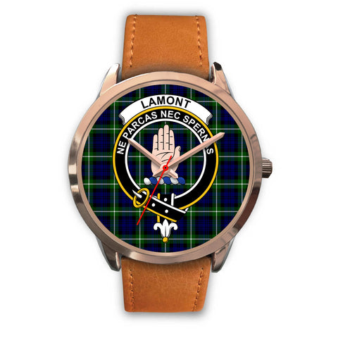 Lamont Modern, Pink Leather Watch,  leather steel watch, tartan watch, tartan watches, clan watch, scotland watch, merry christmas, cyber Monday, halloween, black Friday