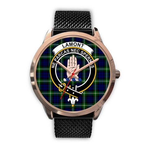 Lamont Modern, Silver Metal Link Watch,  leather steel watch, tartan watch, tartan watches, clan watch, scotland watch, merry christmas, cyber Monday, halloween, black Friday