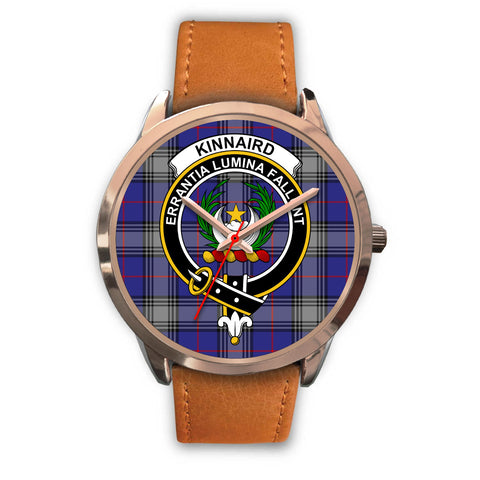 Kinnaird, Pink Leather Watch,  leather steel watch, tartan watch, tartan watches, clan watch, scotland watch, merry christmas, cyber Monday, halloween, black Friday