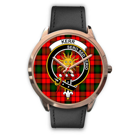 Kerr Modern, Black Metal Mesh Watch,  leather steel watch, tartan watch, tartan watches, clan watch, scotland watch, merry christmas, cyber Monday, halloween, black Friday