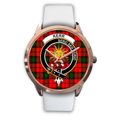 Kerr Modern, Black Metal Link Watch,  leather steel watch, tartan watch, tartan watches, clan watch, scotland watch, merry christmas, cyber Monday, halloween, black Friday