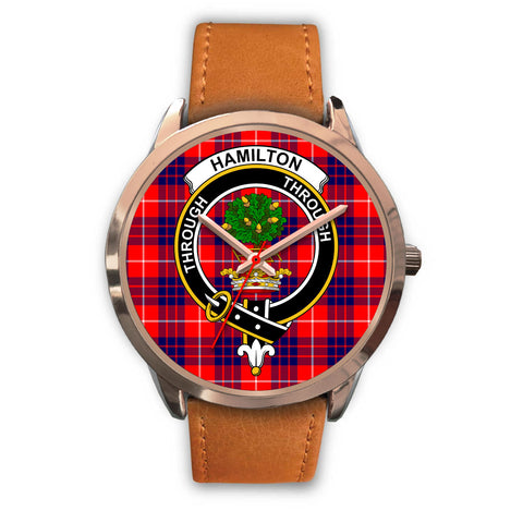 Hamilton Modern, Pink Leather Watch,  leather steel watch, tartan watch, tartan watches, clan watch, scotland watch, merry christmas, cyber Monday, halloween, black Friday