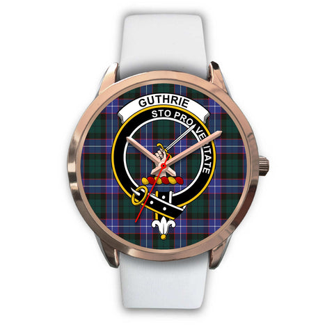 Guthrie Modern, Black Metal Link Watch,  leather steel watch, tartan watch, tartan watches, clan watch, scotland watch, merry christmas, cyber Monday, halloween, black Friday