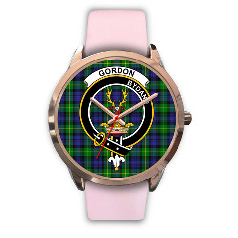 Image of Gordon Modern, Silver Metal Mesh Watch,  leather steel watch, tartan watch, tartan watches, clan watch, scotland watch, merry christmas, cyber Monday, halloween, black Friday