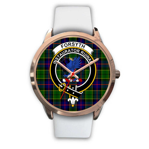 Forsyth Modern, Black Metal Link Watch,  leather steel watch, tartan watch, tartan watches, clan watch, scotland watch, merry christmas, cyber Monday, halloween, black Friday