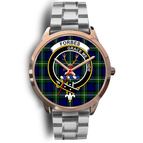 Forbes Modern, Brown Leather Watch,  leather steel watch, tartan watch, tartan watches, clan watch, scotland watch, merry christmas, cyber Monday, halloween, black Friday