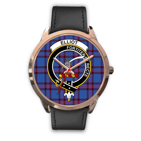 Elliot Modern, Black Metal Mesh Watch,  leather steel watch, tartan watch, tartan watches, clan watch, scotland watch, merry christmas, cyber Monday, halloween, black Friday