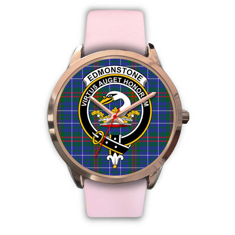Edmonstone, Silver Metal Mesh Watch,  leather steel watch, tartan watch, tartan watches, clan watch, scotland watch, merry christmas, cyber Monday, halloween, black Friday