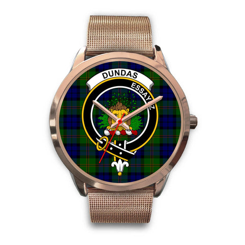 Dundas Modern, Black Leather Watch,  leather steel watch, tartan watch, tartan watches, clan watch, scotland watch, merry christmas, cyber Monday, halloween, black Friday