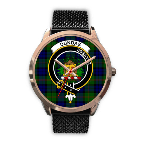 Dundas Modern, Silver Metal Link Watch,  leather steel watch, tartan watch, tartan watches, clan watch, scotland watch, merry christmas, cyber Monday, halloween, black Friday