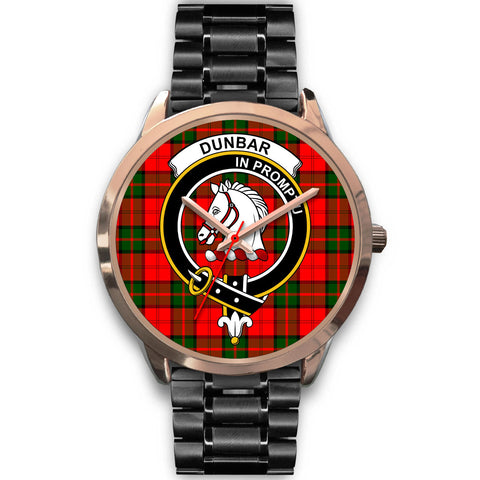 Dunbar Modern, Rose Gold Metal Mesh Watch,  leather steel watch, tartan watch, tartan watches, clan watch, scotland watch, merry christmas, cyber Monday, halloween, black Friday