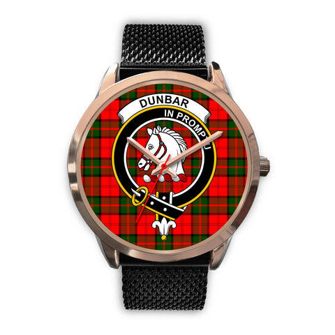 Dunbar Modern, Silver Metal Link Watch,  leather steel watch, tartan watch, tartan watches, clan watch, scotland watch, merry christmas, cyber Monday, halloween, black Friday