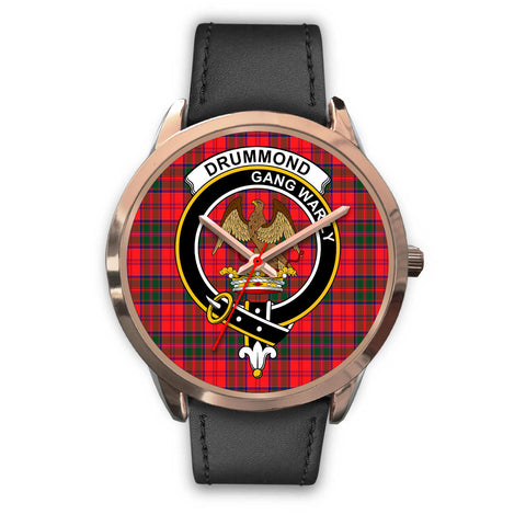 Drummond Modern, Black Metal Mesh Watch,  leather steel watch, tartan watch, tartan watches, clan watch, scotland watch, merry christmas, cyber Monday, halloween, black Friday